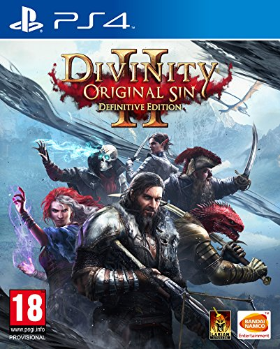 Divinity Original Sin 2 Definitive Edition (PS4) Best Price and Cheapest