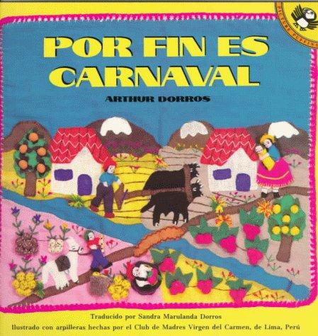 Tonight is Carnaval (Picture Puffins) por Arthur Dorros