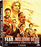 Fear The Walking Dead Pack Temporadas 1 A 3 Blu-Ray España
