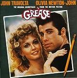 grease various artists;john travolta;olivia newton-john