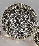 Formano Mosaikkugel Sterne schwarz Lichterkugel Kugel mit Licht Lichterkette 527394 Winterprospekt 2016