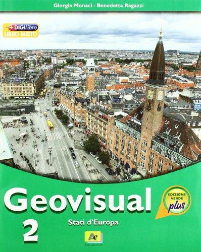 Geovisual. Ediz. verde plus. Per la Scuola media. Con espansione online: 2