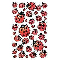Avery Zweckform Decorative Sticker, Lucky Ladybird