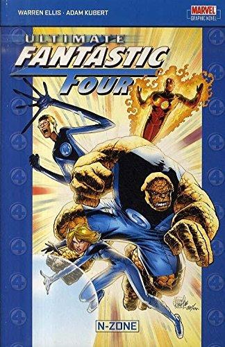 [Ultimate Fantastic Four: N-Zone v. 3 * *] [by: Warren Ellis]