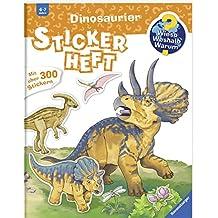 Dinosaurier (Wieso? Weshalb? Warum? Stickerheft)