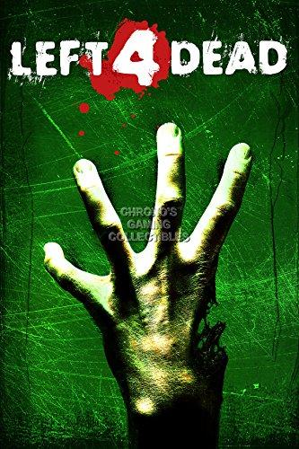 CGC Große Poster–Left 4Dead Xbox 360PC–l4d016, Papier, 24