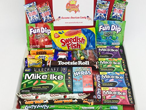 american-sweets-hamper-perfect-candy-gift-includes-swedish-fish-mike-and-ikea-taffy-taffy-gobstopers