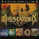 Crematory: 5 Original Albums in 1 Box (Audio CD)