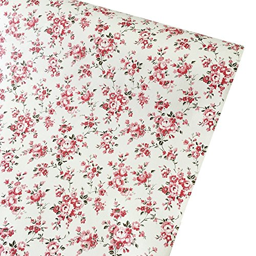 simplelife4u ländlichen Floral Kontakt Papier Dekorative Selbstklebe