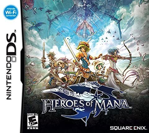 Heroes Of Mana - Nintendo DS by Square Enix