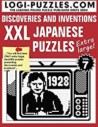 XXL Japanese Puzzles: Discoveries and Inventions: Volume 7 by LOGI Puzzles (2013-07-01)