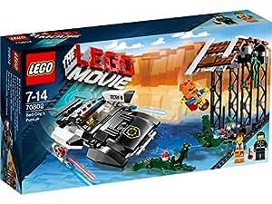 Lego Movie - 70802 - Jeu De Construction - La Poursuite De Méchant Flic