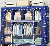 N&B Over Size Besonderen materiellen aufbewahrungsbox für kleiderschrank veranstalter,Saisonale Kleidung,Pullover,Blatt Setzt Etc.-L 2.1 * 1.7 * 0.45m(83 * 67 * 18in)