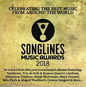 SONGLINES MUSIC AWARDS 2018
