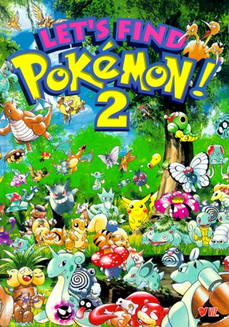 Descargar Libro Let's Find Pokemon! 2 de Kazunori Aihara