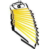 Diamoen Flessibilità Agility Ladder Nylon Strap Salto scaletta di addestramento di velocità di addestramento di velocità…