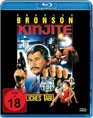 Kinjite - Tödliches Tabu - Uncut [Blu-ray]