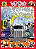1000 Máquinas y camiones (1000 Pegatinas) (Tapa blanda)