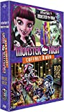 Coffret monster high 2 films : bienvenue à monster high ; boo york, boo york [FR Import]