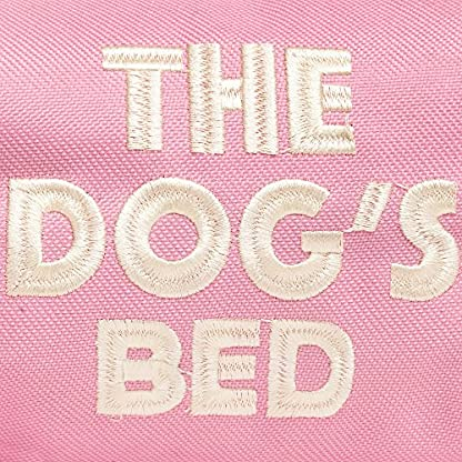 The Dog's Bed, Premium Waterproof Dog Bed, Med 80x60cm, Tough YKK Zippers, Washable Durable Cover 8