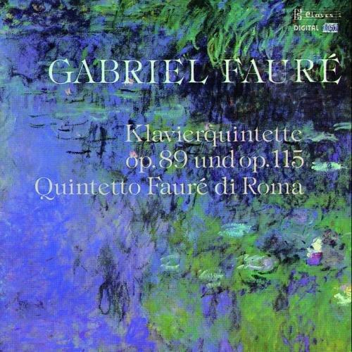 Klavierquintette op.89 und op.115