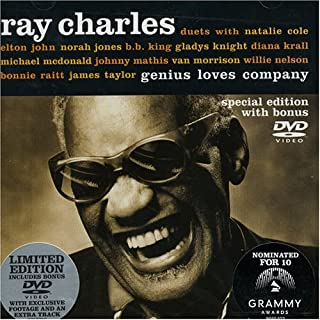 Genius Loves Company [Import anglais] by Ray Charles (B0006VYEAA) | Amazon price tracker / tracking, Amazon price history charts, Amazon price watches, Amazon price drop alerts
