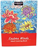 Best Sargent Art Coloring Pencils For Adults - Sargent Art 98-0102 Far Influenced Artwork Eastern Winds Review