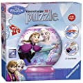 Disney Frozen Rompecabezas de 72 Piezas 3D (Ravensburger 12173) por Ravensburger