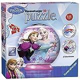 Ravensburger Disney Gefrorene 3D Puzzle Ball - 72 -teilig
