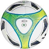 erima Ball Hybrid Lite 350, weiß/neon gelb, 5, 719510 - 2