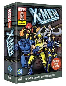 Ultimate x men ultimate collection book 1