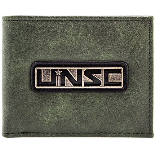 Halo United Nations Security Council Logo Grün Portemonnaie (Cosplay Cortana Kostüm)