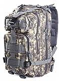 Mochila gran capacidad militar multi bolsillos camping, aire libre, campamento, montaña, caza, resistente agua y polvo de OPEN BUY