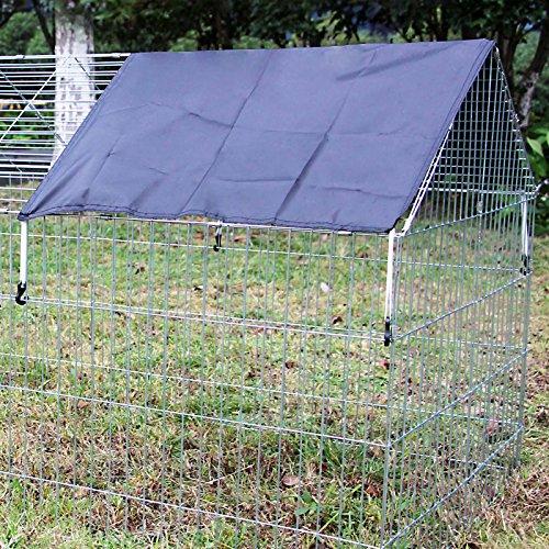 Filet de protection Parc enclos Clapier à lapin Cage à lièvre