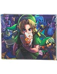 Wallet - Nintendo - Majoras Sublimated Bi-Fold New Toys mq2vkjzlm