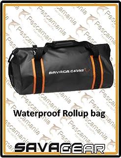 Rollup Bag 5L wasserdichte Tasche Angeltasche Savage Gear Waterproof WTP
