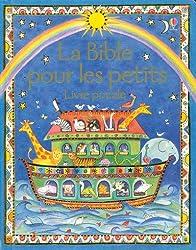 La Bible pour les petits : Livre puzzle