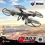 easyshop WLtoys Q303-C Q303C mit 2MP HD-Kamera eine Achse Gimbal 2.4G 4CH 6Axis RC Quadrocopter RTF