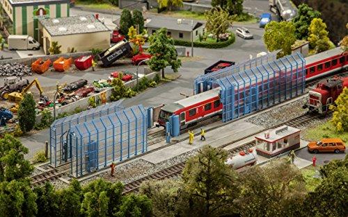 Faller FA 120208 Zugwaschanlage - Zug-depot Spielzeug