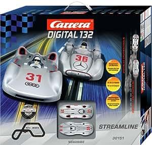 Carrera - 20030151 - Circuit de Voiture - Ferrari Action - Echelle 1/32