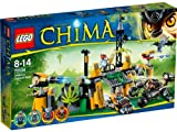 LEGO?300512?Legenden von Chima Set?Spiel-Set?70134?Bau-Sset?Löwen-Basis aus fernen Ländern - LEGO