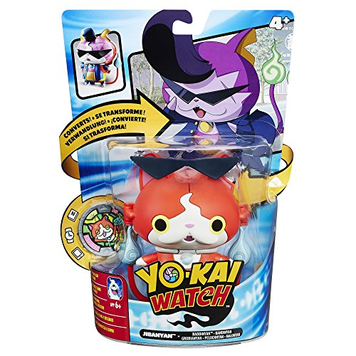 Hasbro yo de Kai Watch b5947el5–Metamorfosis Figura jiba Nyan, colector de Juguete