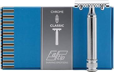 FATIP Doppelklingen SicherheitsRasierer CROMATO GRANDE, 100 g