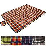 Jago Picknickdecke Stranddecke Outdoordecke Stranddecke in vier verschiedenen Farben