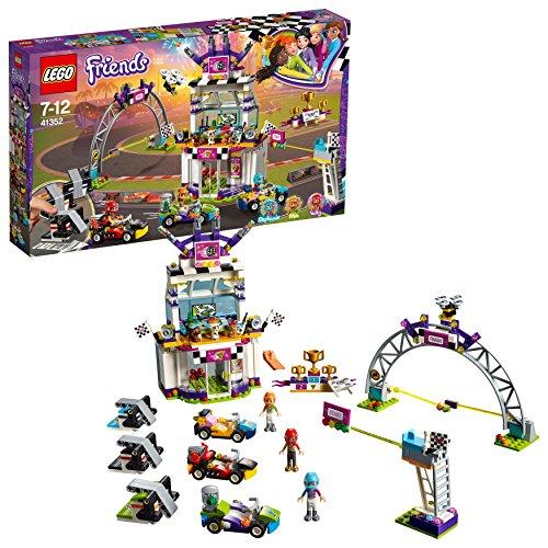 LEGOFriends Das große Rennen 41352 Kinderspielzeug