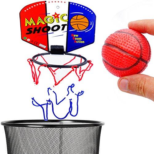 - Mini Basketball Set - PREIS HIT - ┃ Mitgebsel ┃ Kindergeburtstag ┃ Sport (Basketball-kunststoff-maske)