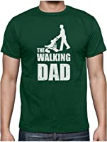 Green Turtle T-Shirts Camiseta para Hombre- The Walking Dad - Regalo Divertido para Papá Padre Primerizo