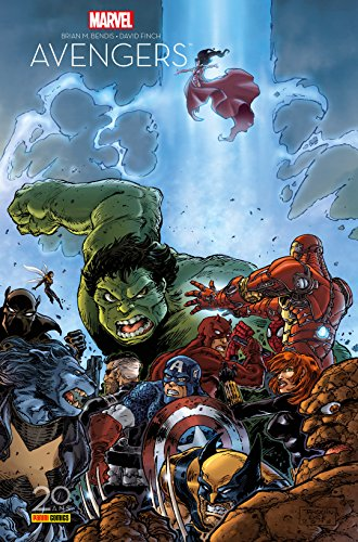 20 Ans Panini Comics Vol. 12: Avengers - La sparation