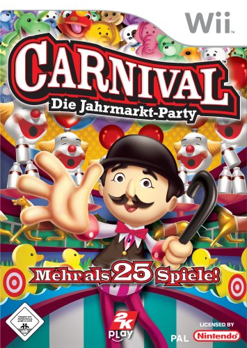 2K Play Carnival: Die Jahrmarkt-Party