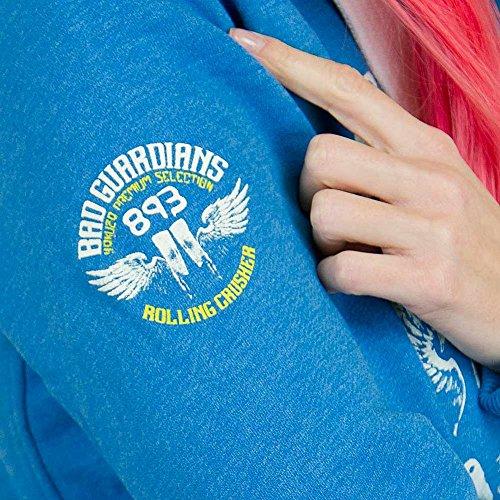 Yakuza Premium Women Hoody 2244 Blau